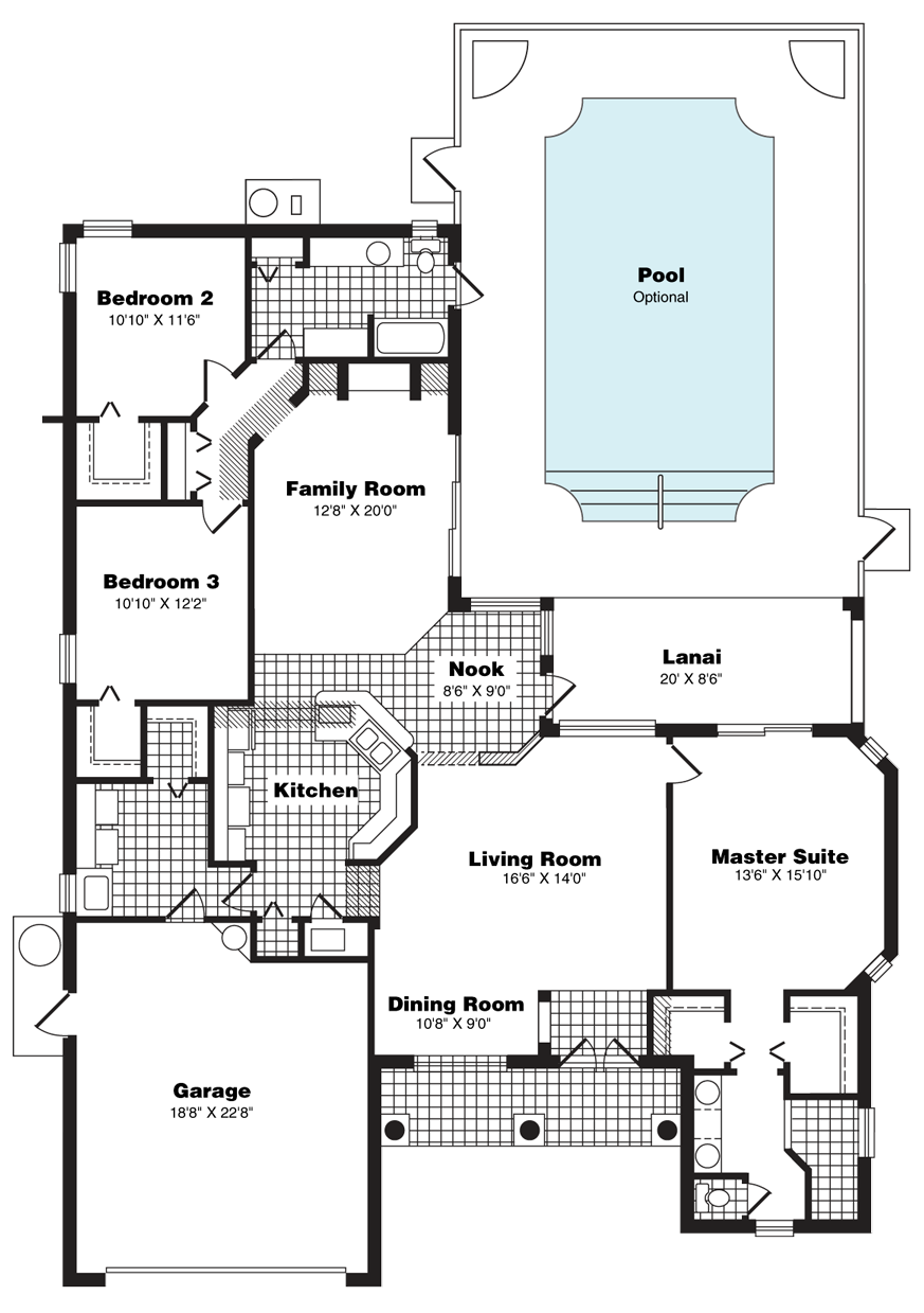 The Grand Floridian Home Layout