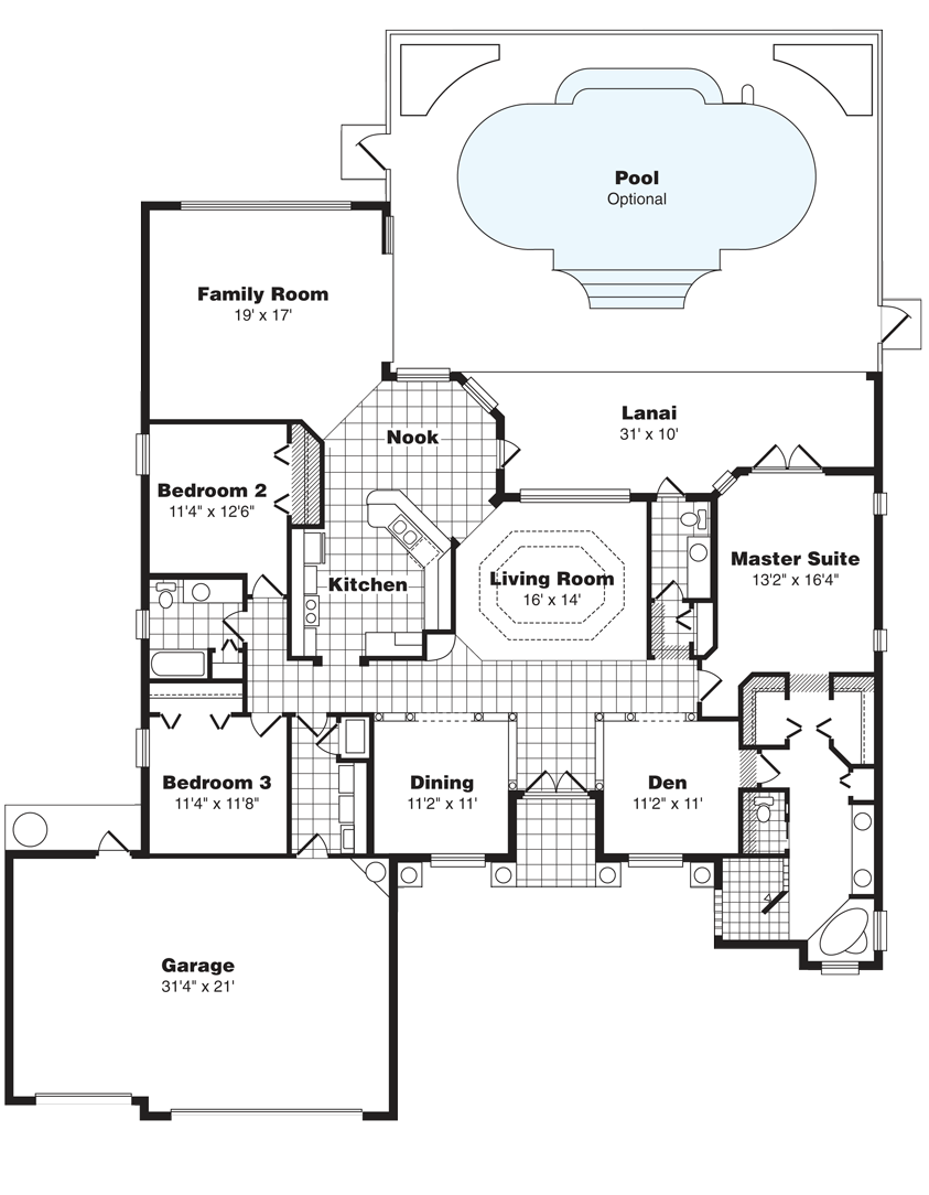 The Grand Casablanca Floor Plan