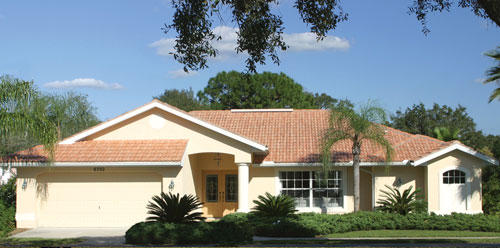 The Palm Beach Model Home
